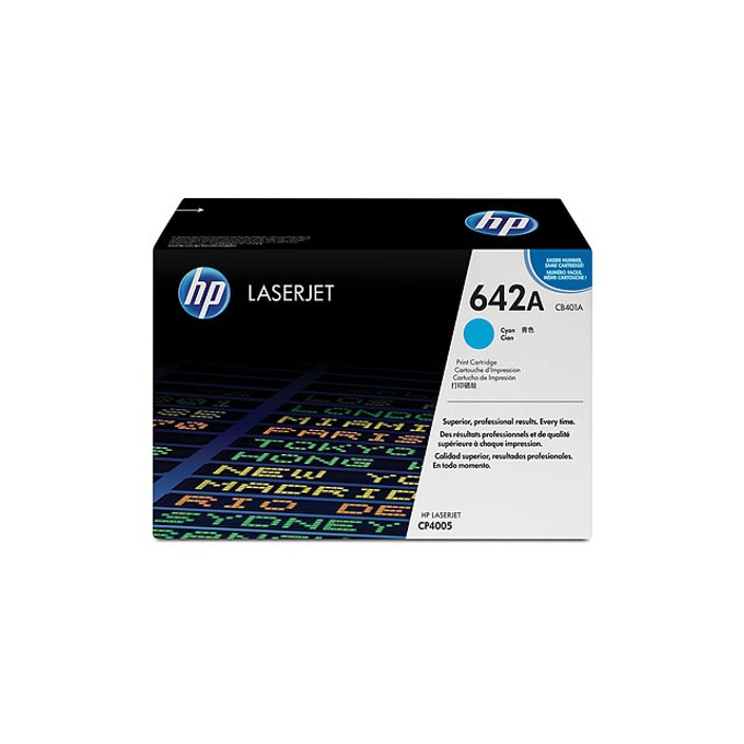 КАСЕТА ЗА HP COLOR LASER JET CP4005 Series Cyan product