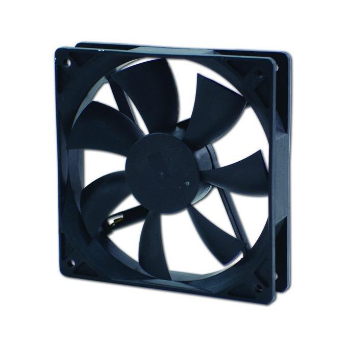 Вентилатор 120мм, EverCool EC12025M12CA