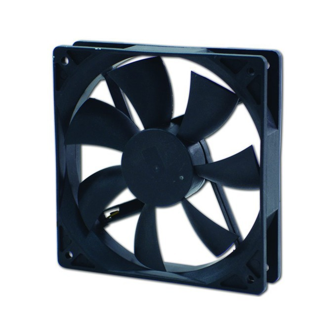 Вентилатор 120мм, EverCool EC12025M12CA Ball Bearing 2000rpm image