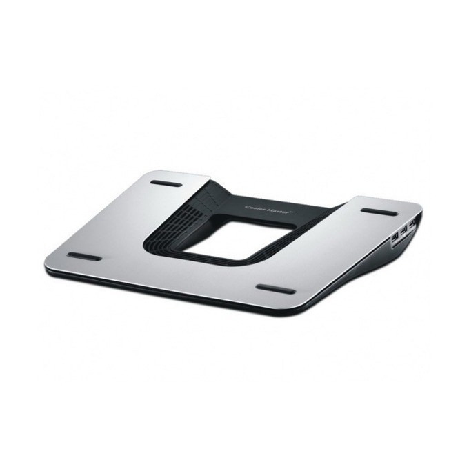 "Охлаждаща поставка за лаптоп Cooler Master NOTEPAL INFINITE EVO, бял, за 17""(43.18 cm)   image"