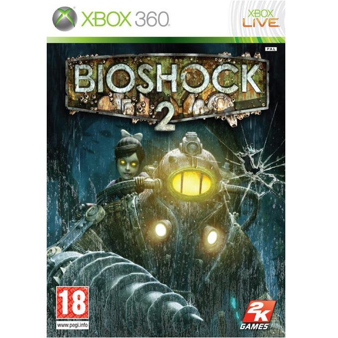 Игра за конзола BioShock 2, за XBOX360 image