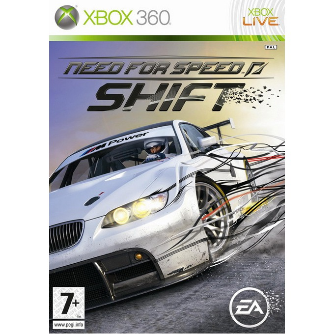 Need for Speed SHIFT, за XBOX360 image