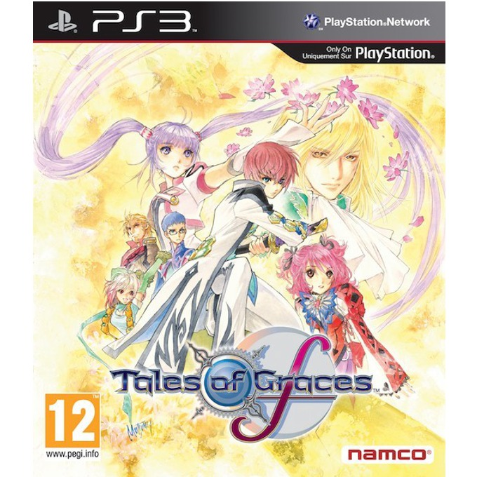 Tales Of Graces F, за PS3 image