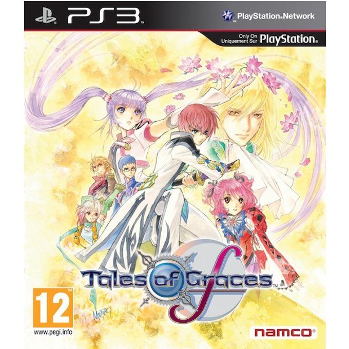 Игра за конзола Tales Of Graces F, за PS3 image