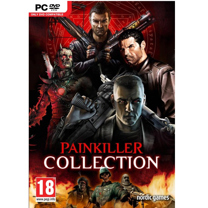 Игра Painkiller: Complete Collection, за PC image