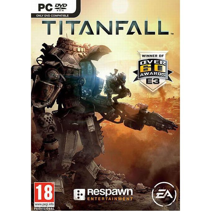 Игра Titanfall, за PC image