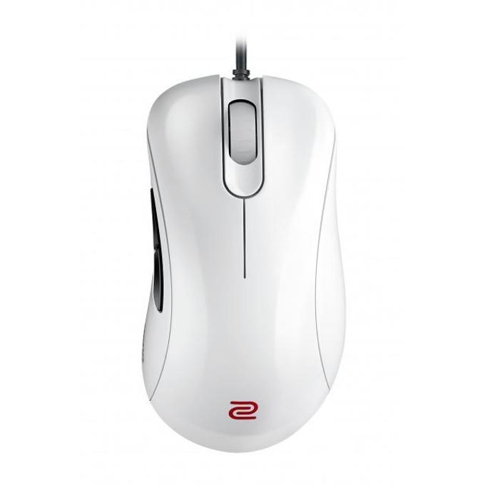 Мишка ZOWIE EC2-A, оптична (3200 dpi), гейминг, бяла, USB image