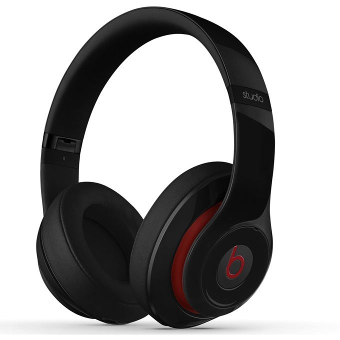 Beats by Dre Studio Over Ear 2.0 Black DC14421 product