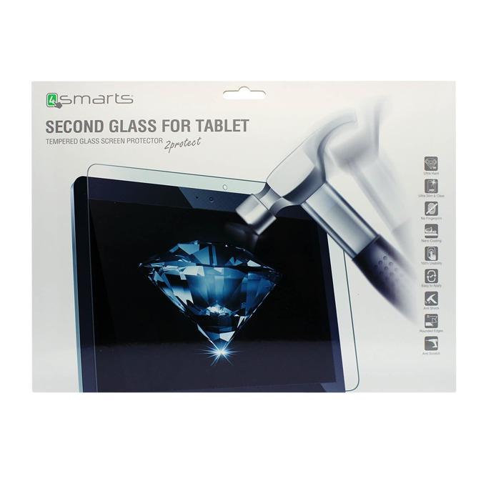 Протектор от закалено стъкло /Tempered Glass/, 4Smarts за Galaxy Tab E 9.6 image