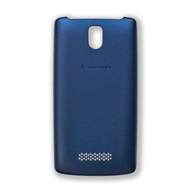 Lenovo A1000 Back Cover Blue за A1000, син image