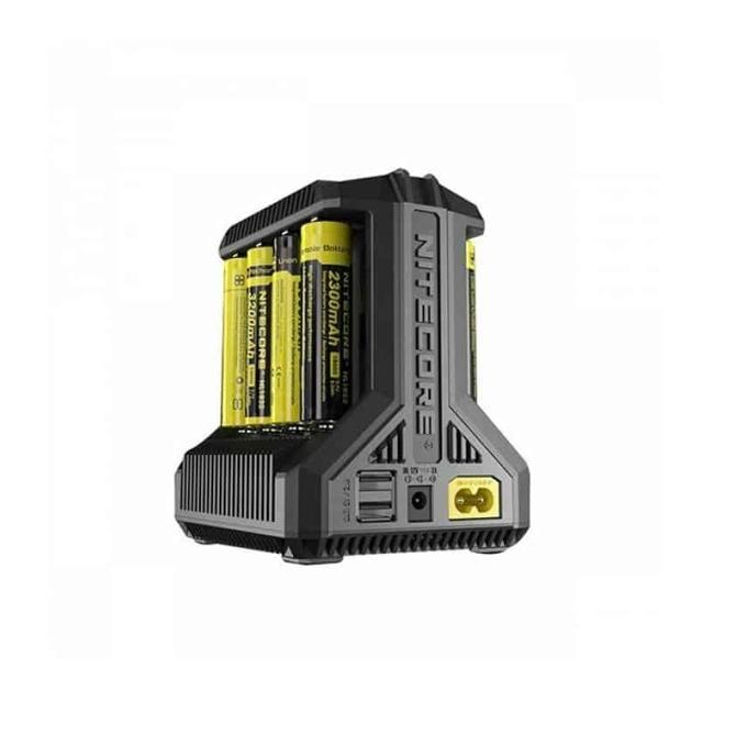 Зарядно устройствo Nitecore i8, за NiMh, Li-ion, AA/AAA батерии image