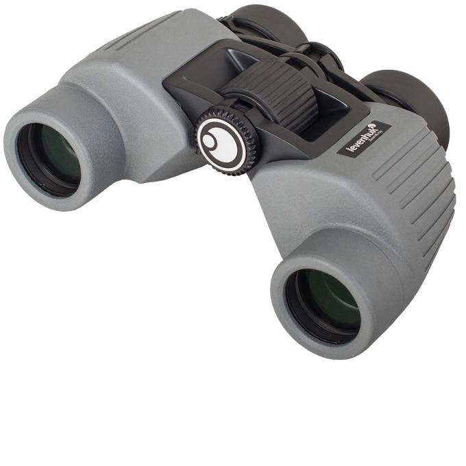 Бинокъл Levenhuk Sherman PLUS 6,5x32, 6.5x оптично увеличение, 32mm диаметър на лещата, възможност за адаптиране към триножник image