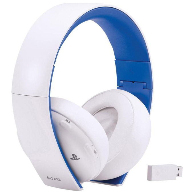 PlayStation Wireless Stereo 2.0 - White product
