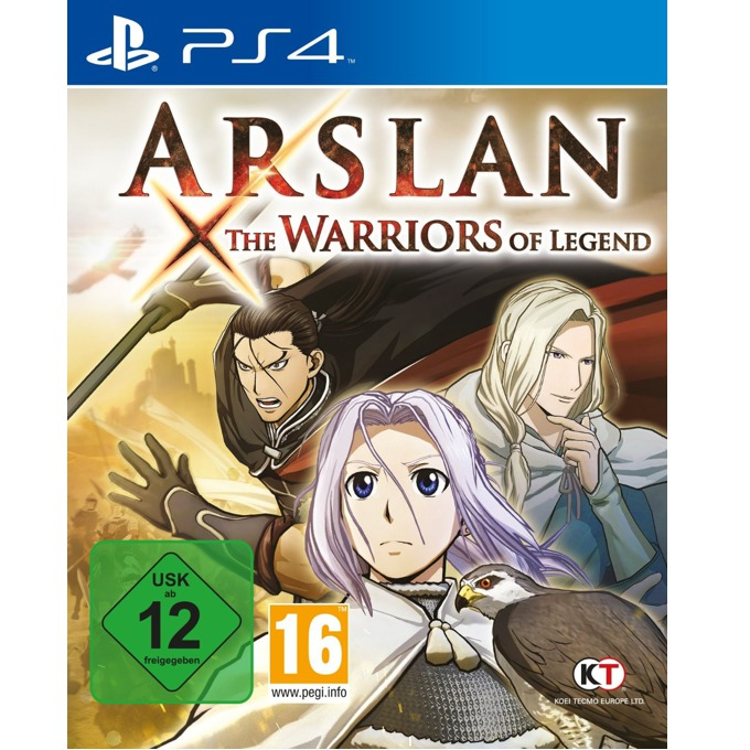 Arslan: The Warriors of Legend, за PS4 image