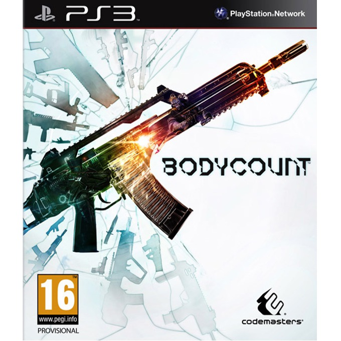 Игра за конзола Bodycount, за PlayStation 3  image