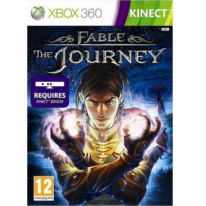 Fable: The Journey - Kinect product