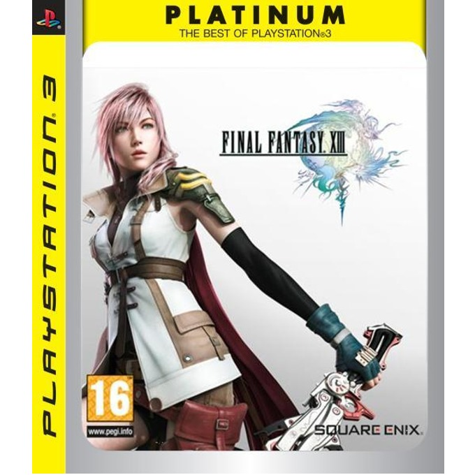 Final Fantasy XIII-Platinum product