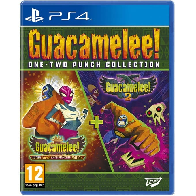 Guacamelee! One Two Punch Collection PS4 product