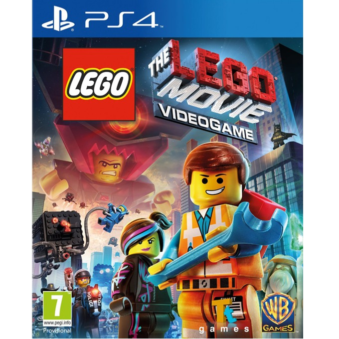 Игра за конзола LEGO Movie: The Videogame, за PlayStation 4 image
