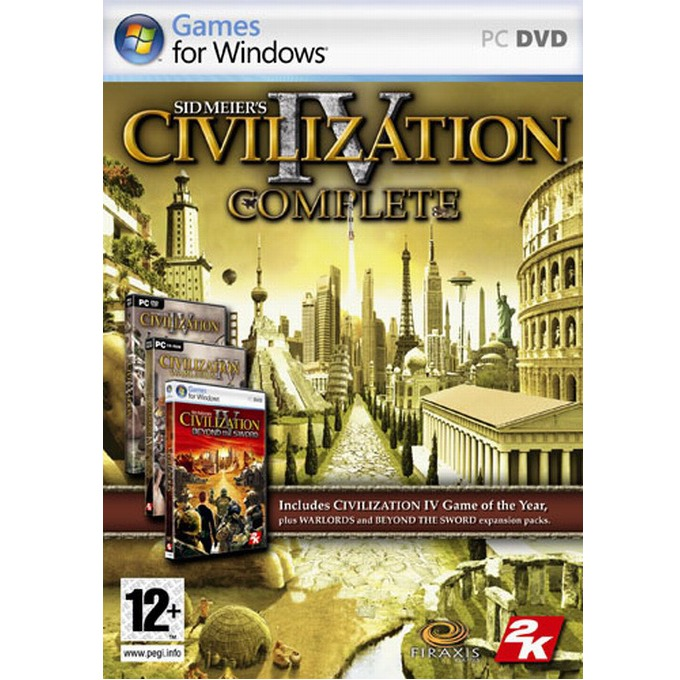 Игра Civilization IV - Complete, за PC image