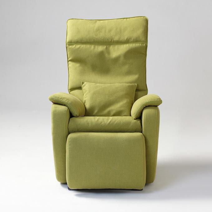 Масажен стол Rexton LC5000F, ролков безшумен механизъм, многофункционален пулт за управление, сменяема тапицерия, зелен image