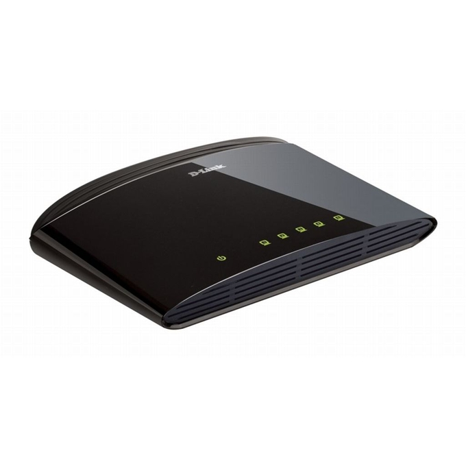 Switch D-Link DES-1005D, 100Mbps, 5-Port image