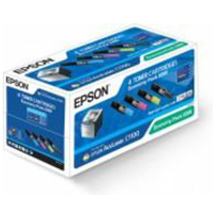 КАСЕТА ЗА EPSON AcuLaser C1100 - Economy pack - Co product