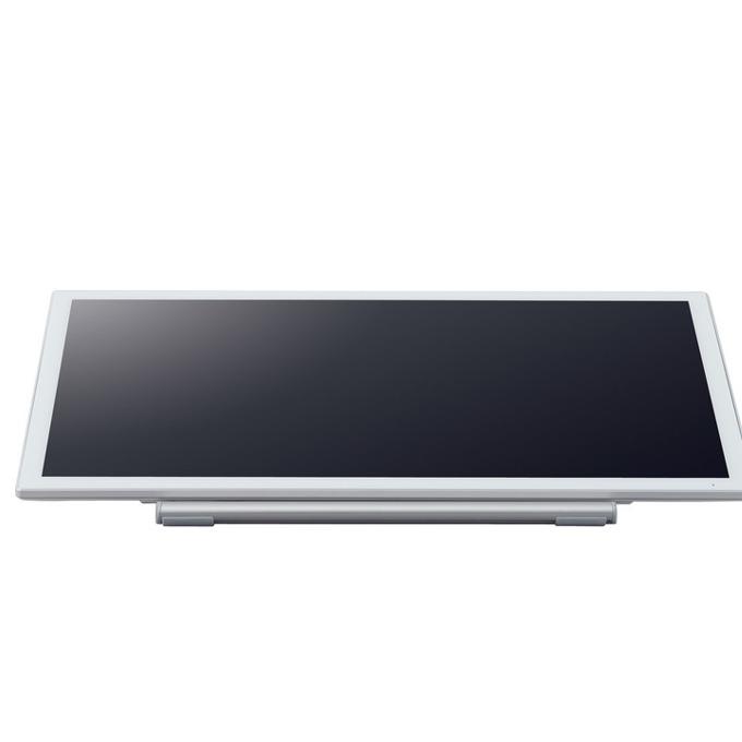 """Публичен дисплей Sharp LLP202V, 20""""(50.80 cm), Full HD, 5ms, 250 cd/m2, DisplayPort, бял image"""
