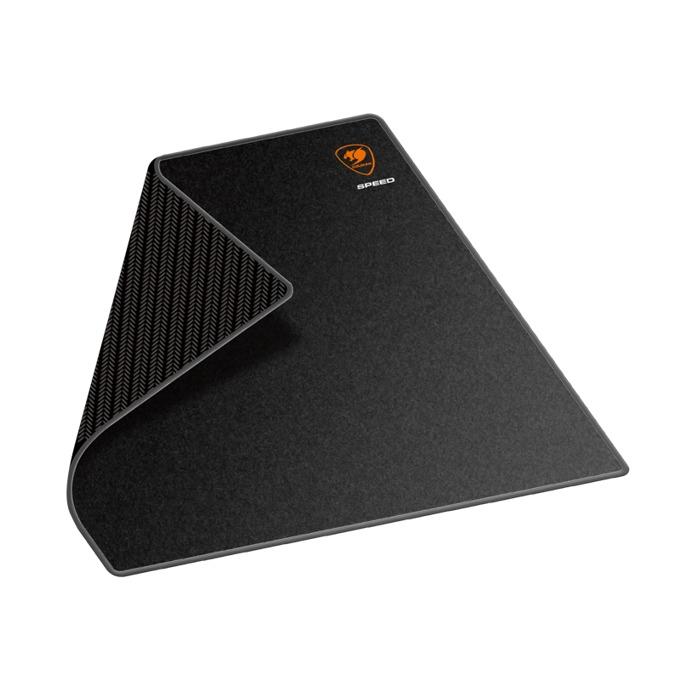 Подложка за мишка Cougar Gaming Speed 2-M, гейминг, черна, 320 x 270 x 5mm image