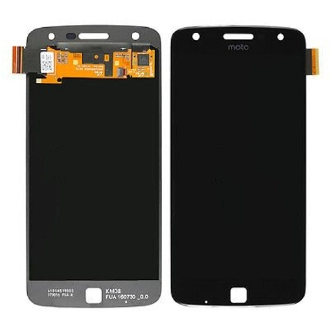 Дисплей за Motorola MOTO Z Play, с тъч, черен image
