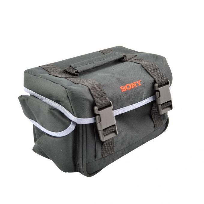Чанта за камера SONY, PVC, черна, голяма image