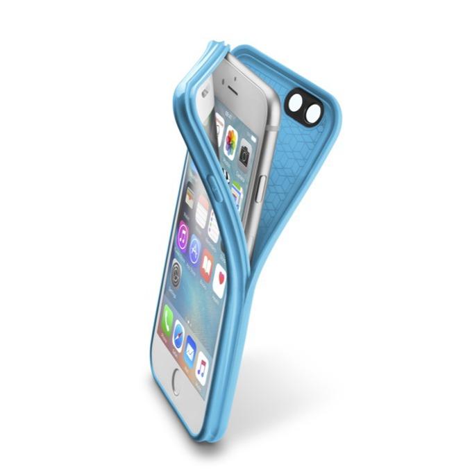 Водоустойчив протектор Cellular Line за Apple iPhone 6, син image