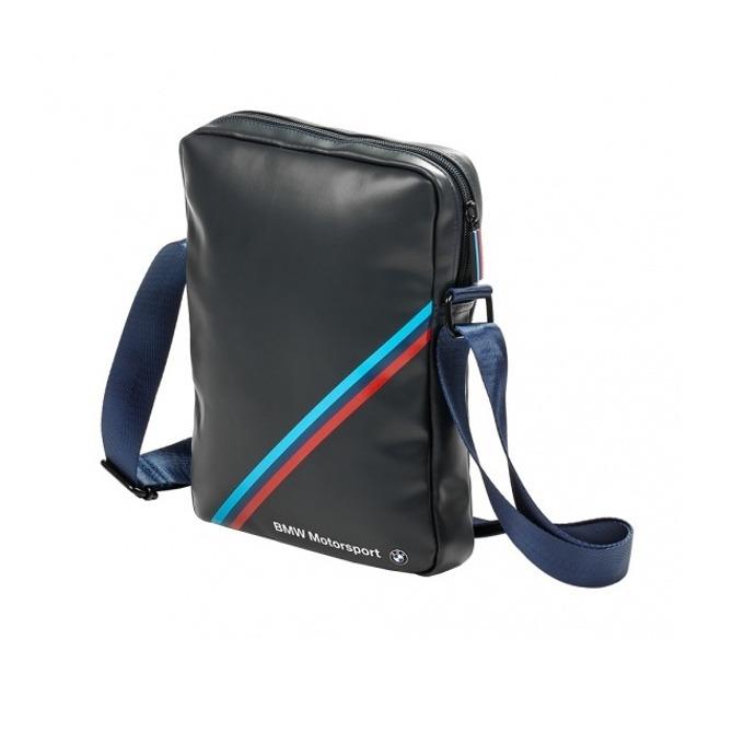 "Чанта за таблет, BMW Tablet Bag Tricolor Stripe, 10.2"" (25.9) image"