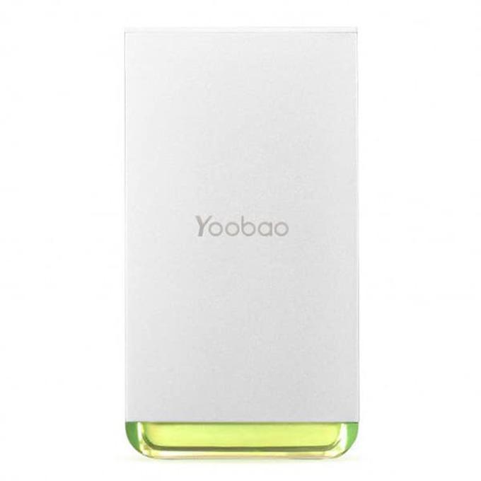 Външна батерия /power bank/ YB681 3500 mAh, с фенерче, сив image