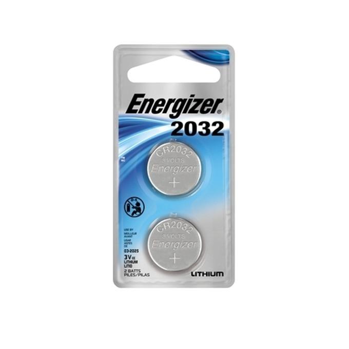 Литиева батерия Energizer CR2032, 3V, 2бр. image