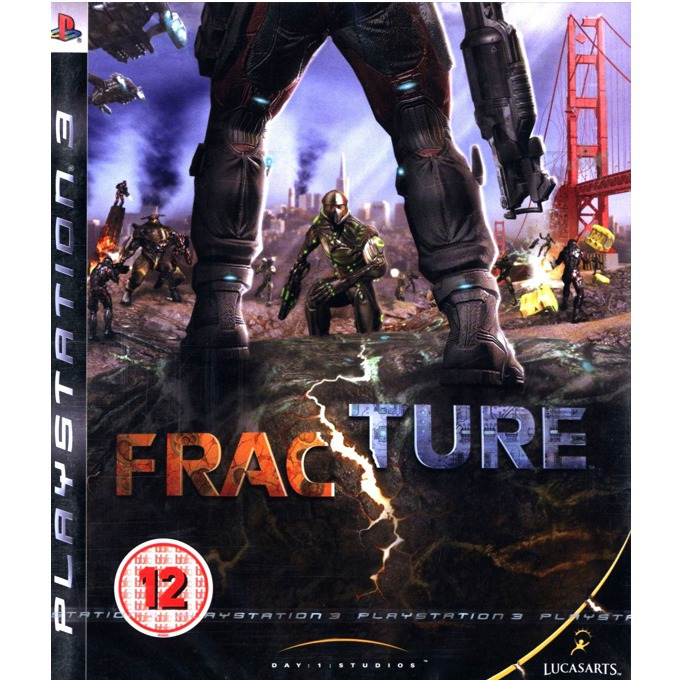 Fracture, за PS3 image