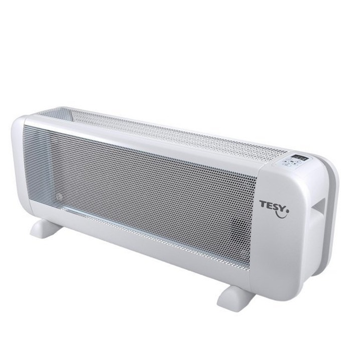 Конвектор Tesy MC 2013, защита от прегряване и преобръщане, LED дисплей, 2000W бял image