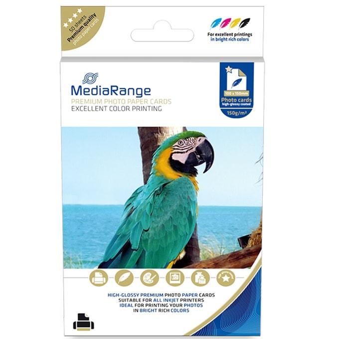 MediaRange A4 Glossy WH