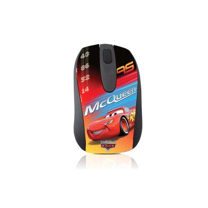 """Мишка Disney """"Cars"""" жична, оптична (1000dpi), USB image"""