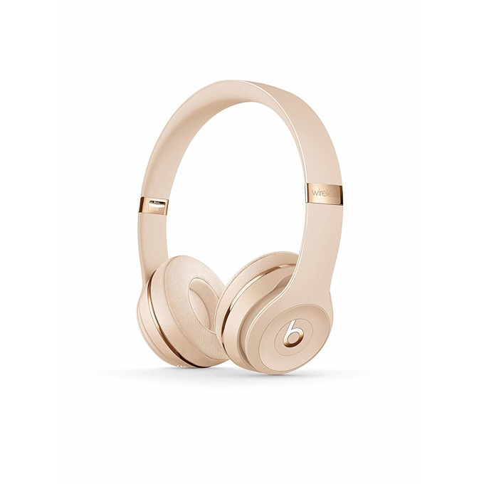 Beats Solo3 Satin-Gold MUH42ZM/A product