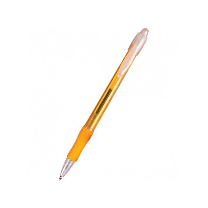 Химикалка Centrum Opal, син цвят на писане, 0.7 mm, различни цветове, цената е за 1бр. (продава се в опаковка от 12 бр.) image