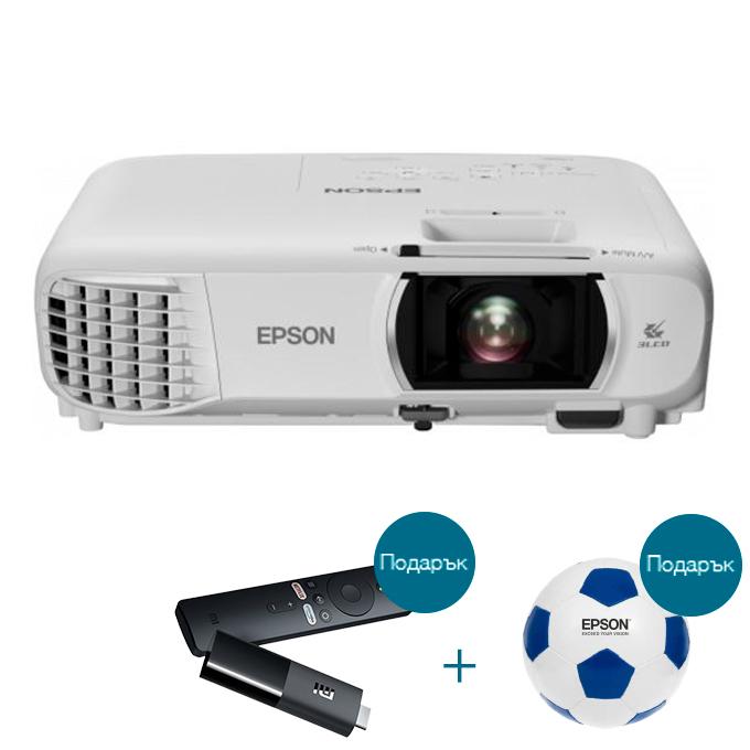 Epson EH-TW750 + Mi TV Stick + Ball product