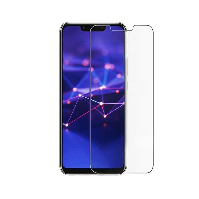 Протектор от закалено стъкло /Tempered Glass/ DeTech за Apple Huawei Mate 20 Lite image
