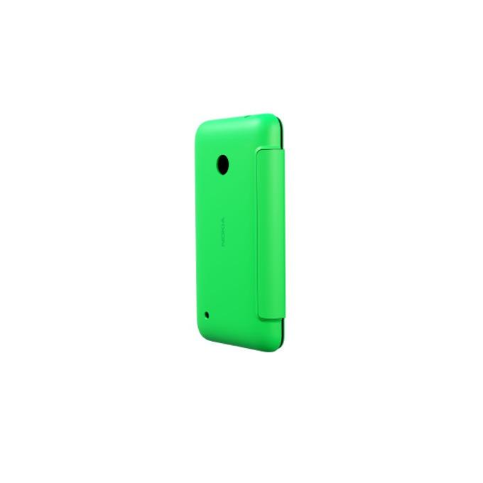 Калъф за Nokia Lumia 530, Flip Cover, CC-3087, зелен image