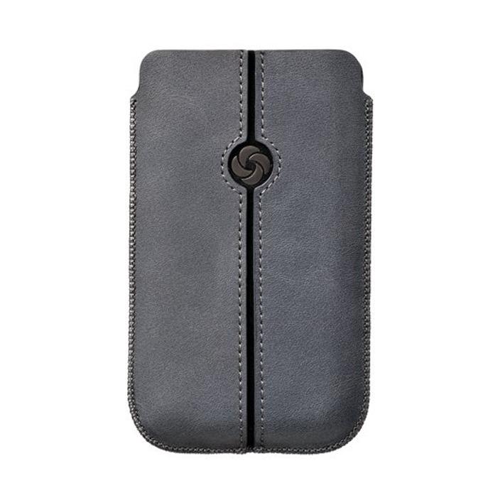 "Калъф тип ""джоб"" Samsonite DEZIR SWIRL-FASHION XL, кожен, сив image"