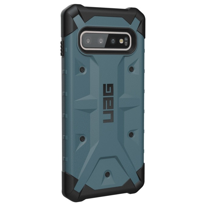 Калъф за Samsung Galaxy S10, хибриден, Urban Armor Pathfinder 211347115454, удароустойчив, син image