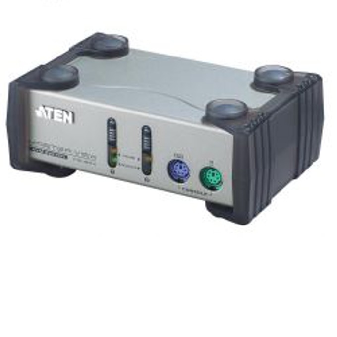 KVM Switch ATEN CS82A, 2х 1, автом., PS2 image