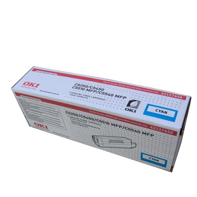 КАСЕТА ЗА OKI C 5250/5450/5510MFP/5540MFP - Cyan product