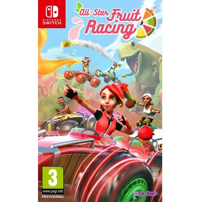Игра за конзола All-Star Fruit Racing, за Nintendo Switch image