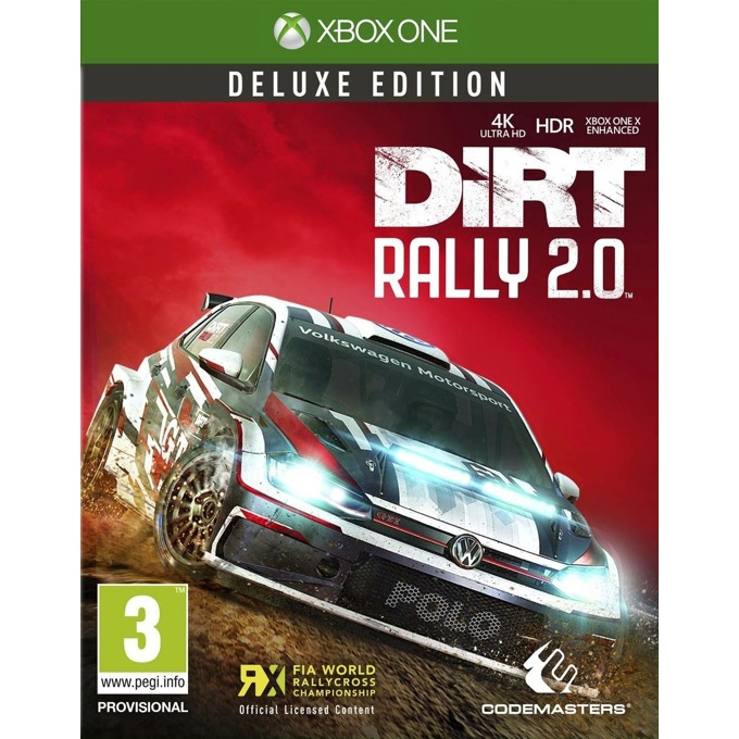 Dirt Rally 2.0 - Deluxe Edition, за Xbox One image